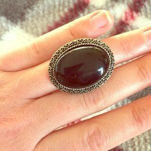 Jewelry - Black ring